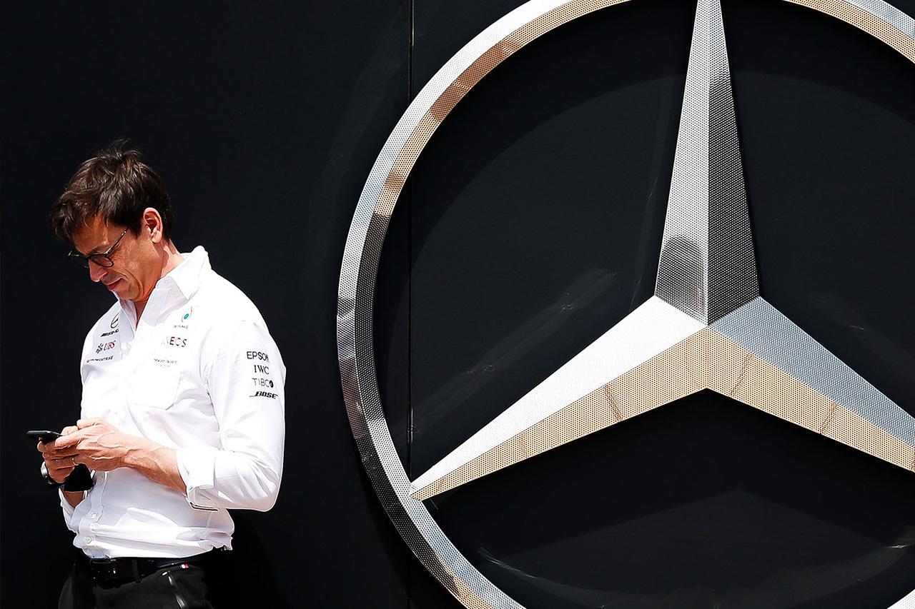 メルセデスF1代表 「シルバーストンの勢いを維持したい」 / F1ハンガリーGP