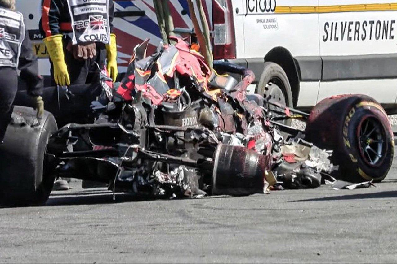 ホンダF1、フェルスタッペンの事故車のエンジンをハンガリーのFP1で使用