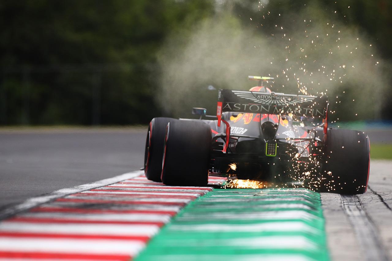 F1ハンガリーGP フリー走行1回目:速報ツイート&Twitch配信