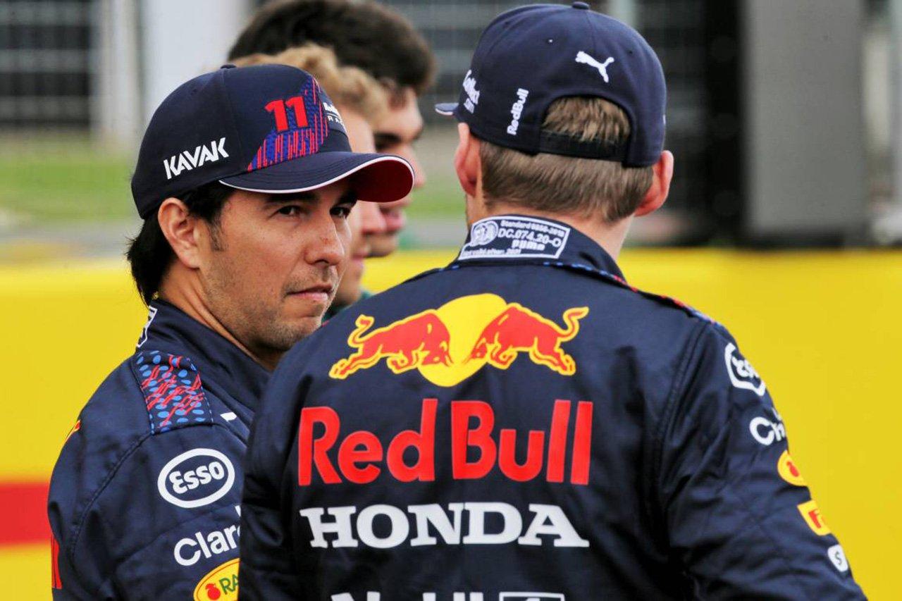レッドブル・ホンダF1のセルジオ・ペレス 「F1ベルギーGPで2022年の発表があると思う」