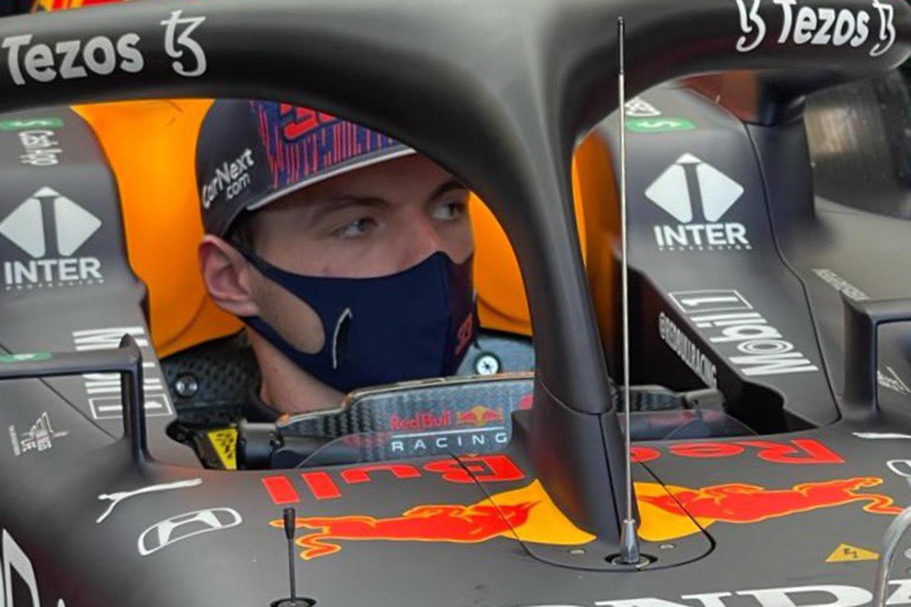 レッドブルF1のマックス・フェルスタッペン「無礼な祝勝はメルセデスとハミルトンの本性」