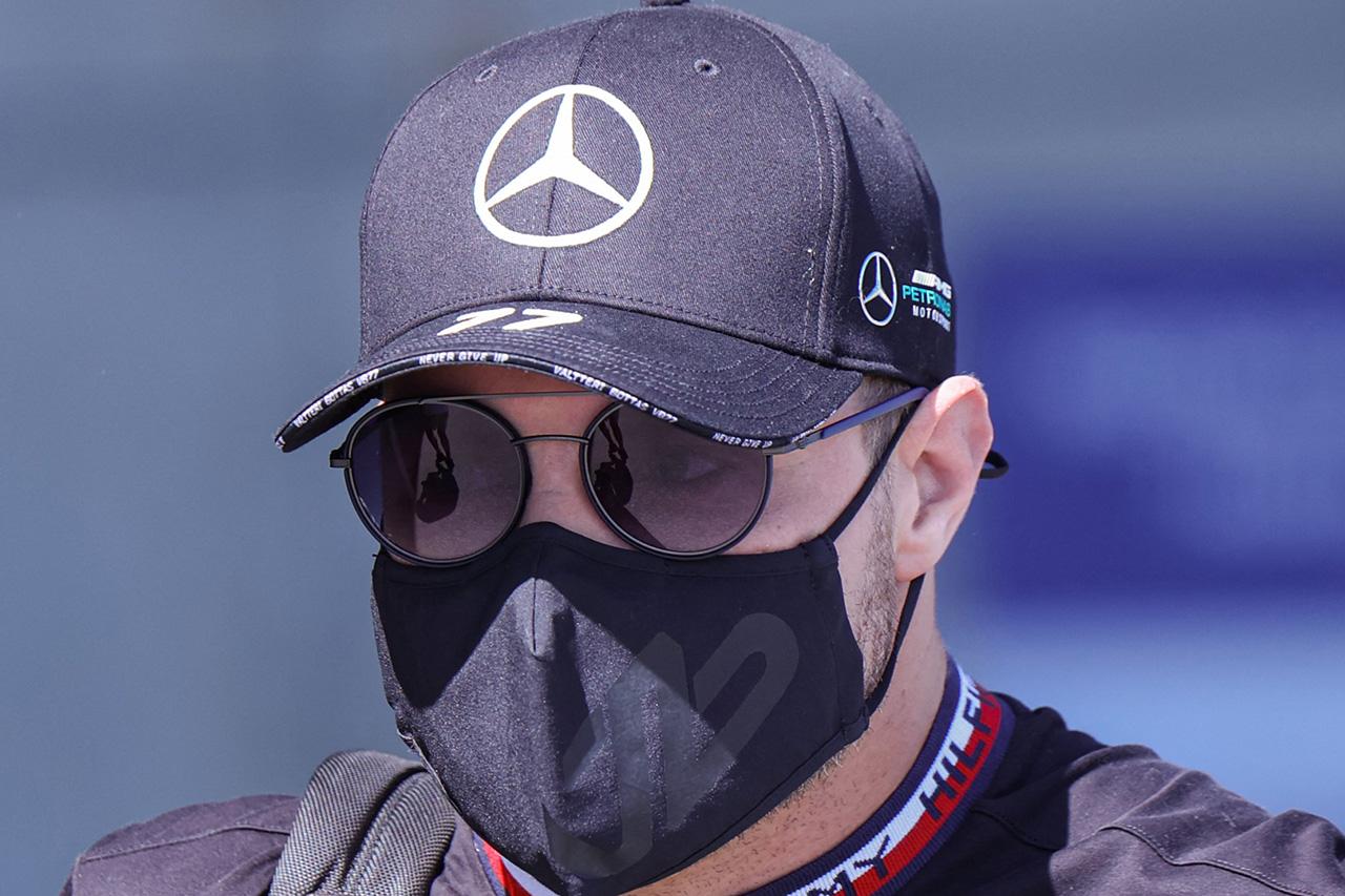バルテリ・ボッタス、1番手に爽快「フィンランド式サウナのような気分」 / メルセデス F1ハンガリーGP 金曜フリー走行