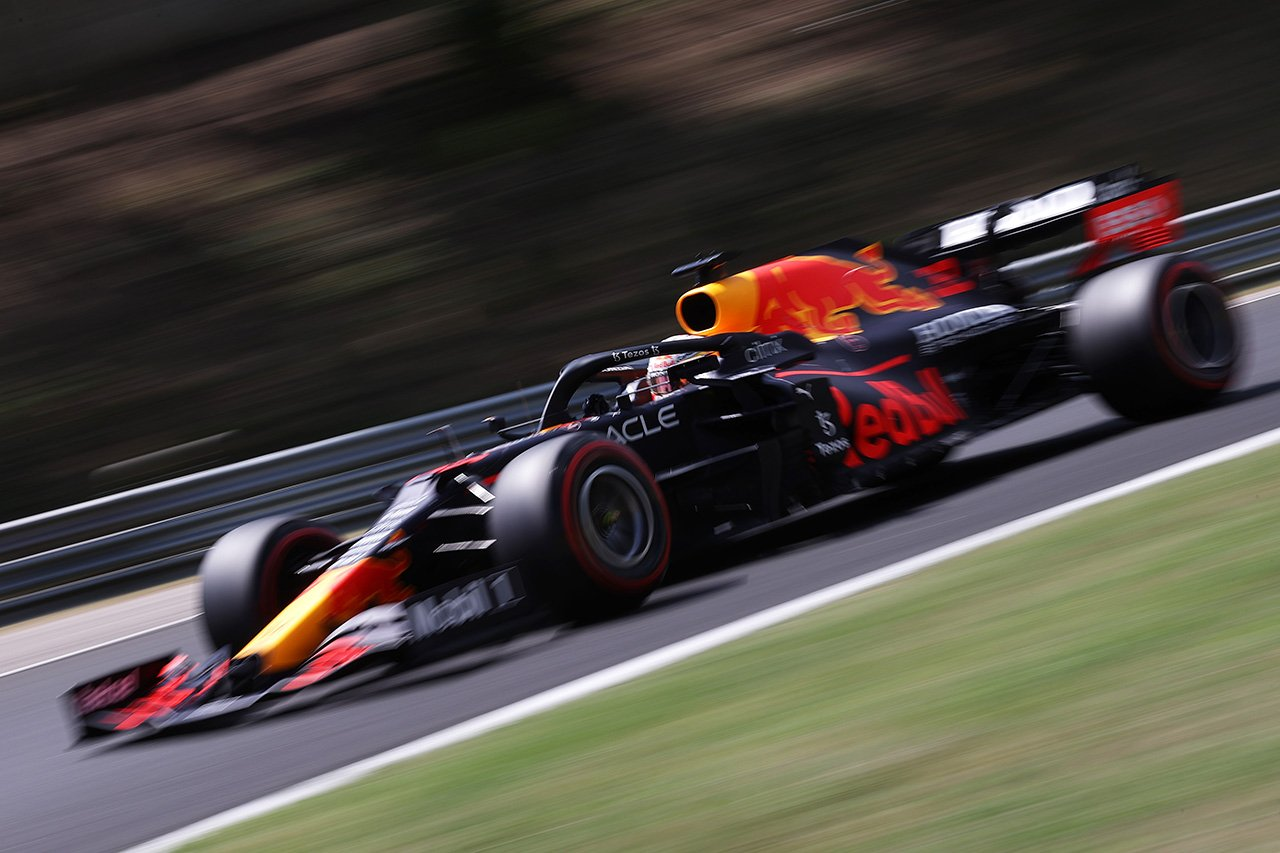 【速報】 F1ハンガリーGP FP3 結果:マックス・フェルスタッペンは2番手