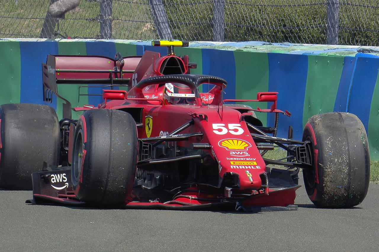 F1ハンガリーGP 予選Q2 結果:レッドブル・ホンダF1勢がソフトで通過