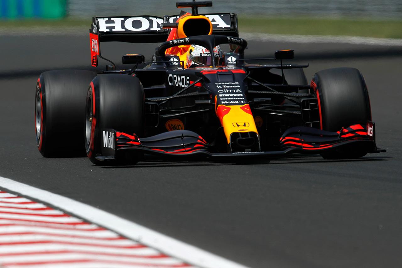 【速報】 F1ハンガリーGP 予選 結果:マックス・フェルスタッペンは3番手