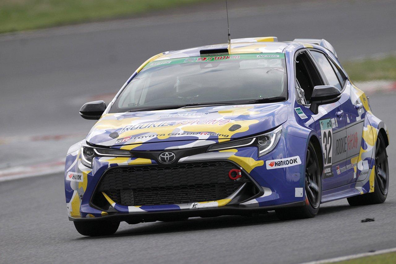 トヨタ、水素エンジンカローラでスーパー耐久レースに参戦