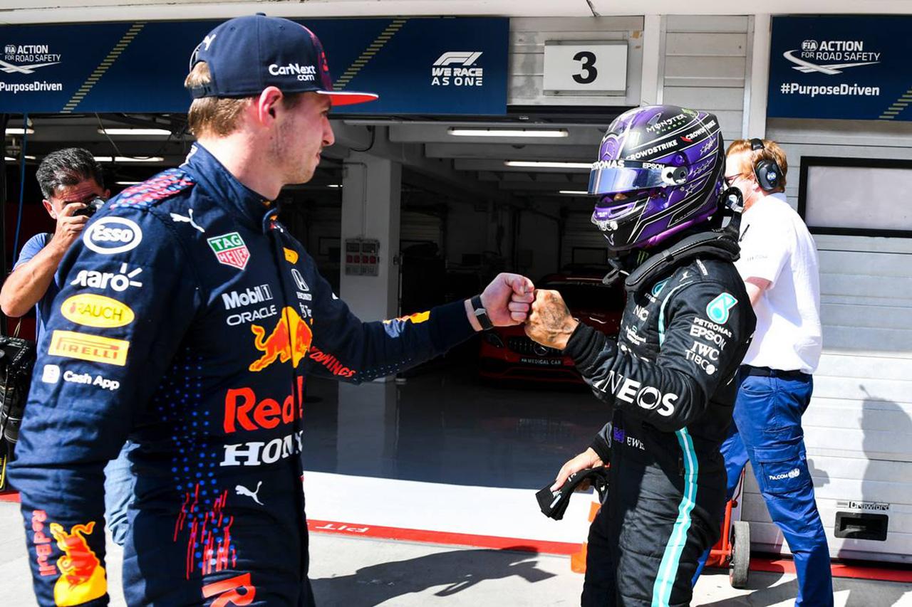 2021年 F1ハンガリーGP 予選:トップ10 ドライバーコメント