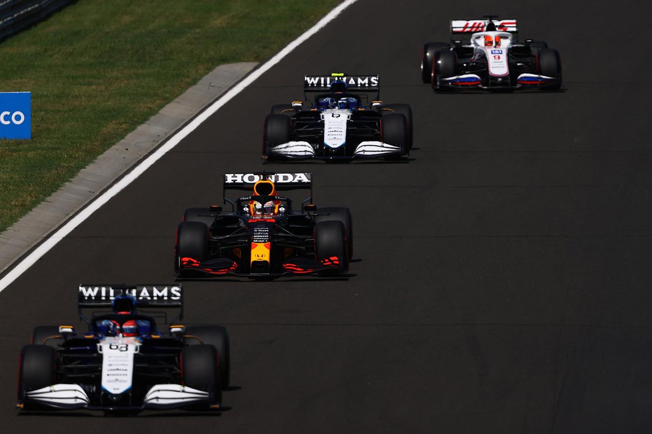 2021年 F1ハンガリーGP 予選:ドライバーコメント(11位~20位)