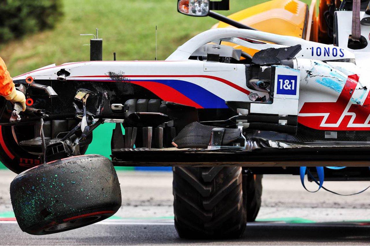 ハースF1代表、ドライバーのクラッシュ多発に忍耐の限界?