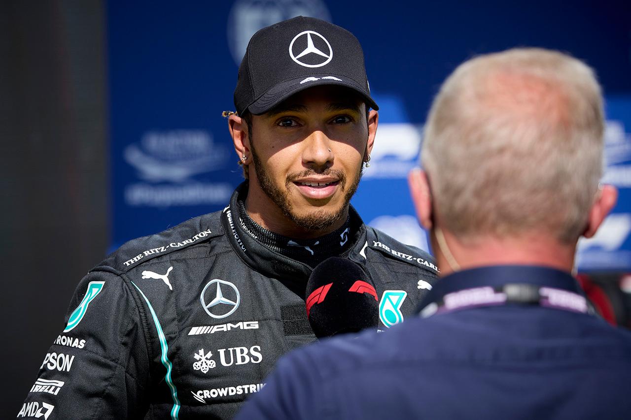 ルイス・ハミルトン、故意のスローアウトラップを否定「何も分かっていない」 / メルセデス F1ハンガリーGP 予選