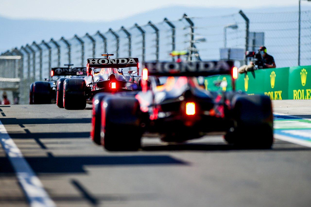 ホンダF1 「メルセデス2台の後ろのからのスタートは厳しい結果」と田辺豊治TD / F1ハンガリーGP 予選