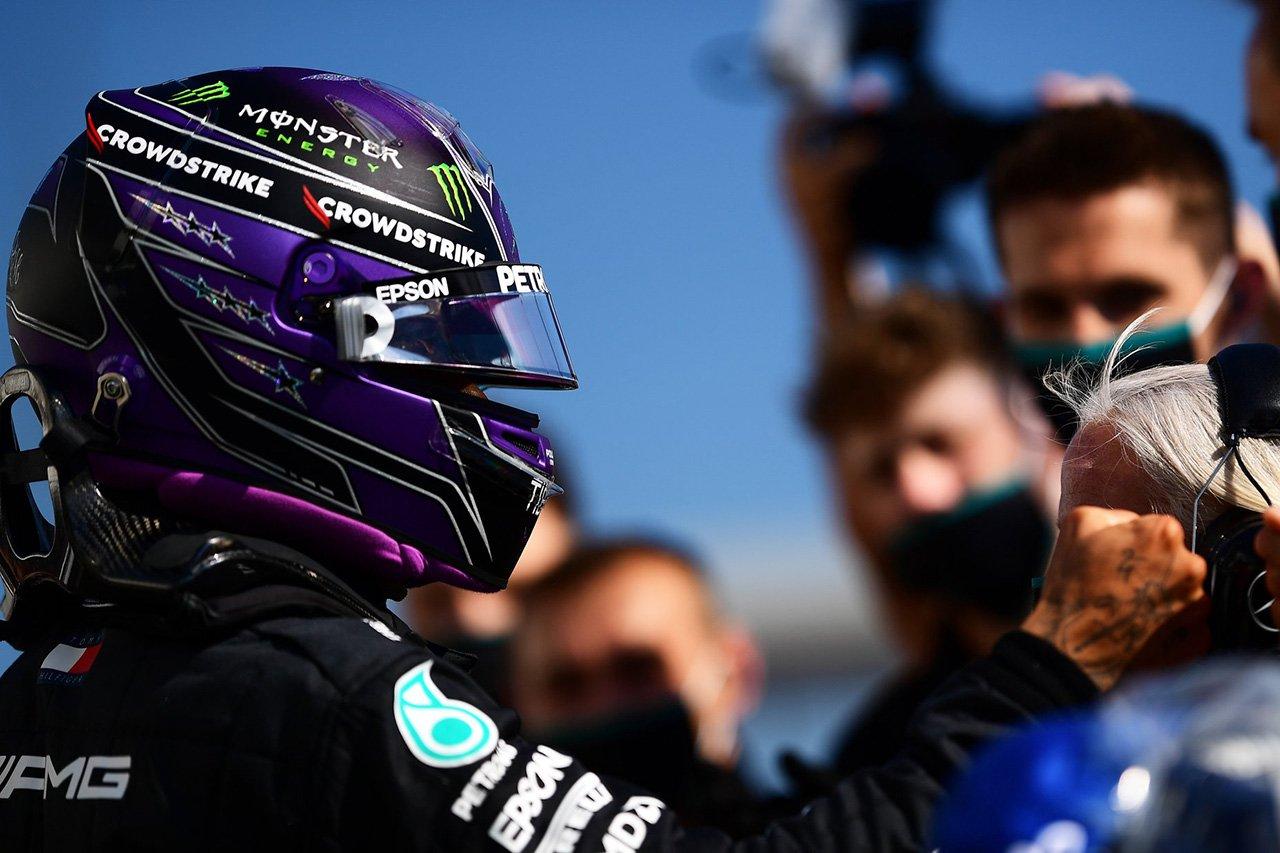 ルイス・ハミルトン 「レッドブル上層部の発言がブーイングを煽った」 / F1ハンガリーGP 予選