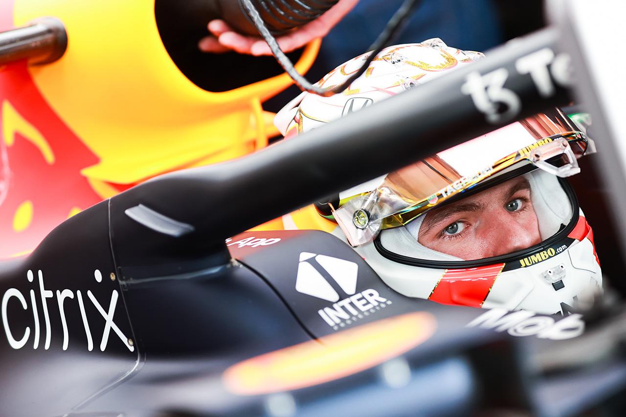 マックス・フェルスタッペン 「アウトラップはポールを逃した要因ではない」 / レッドブル・ホンダ F1ハンガリーGP 予選