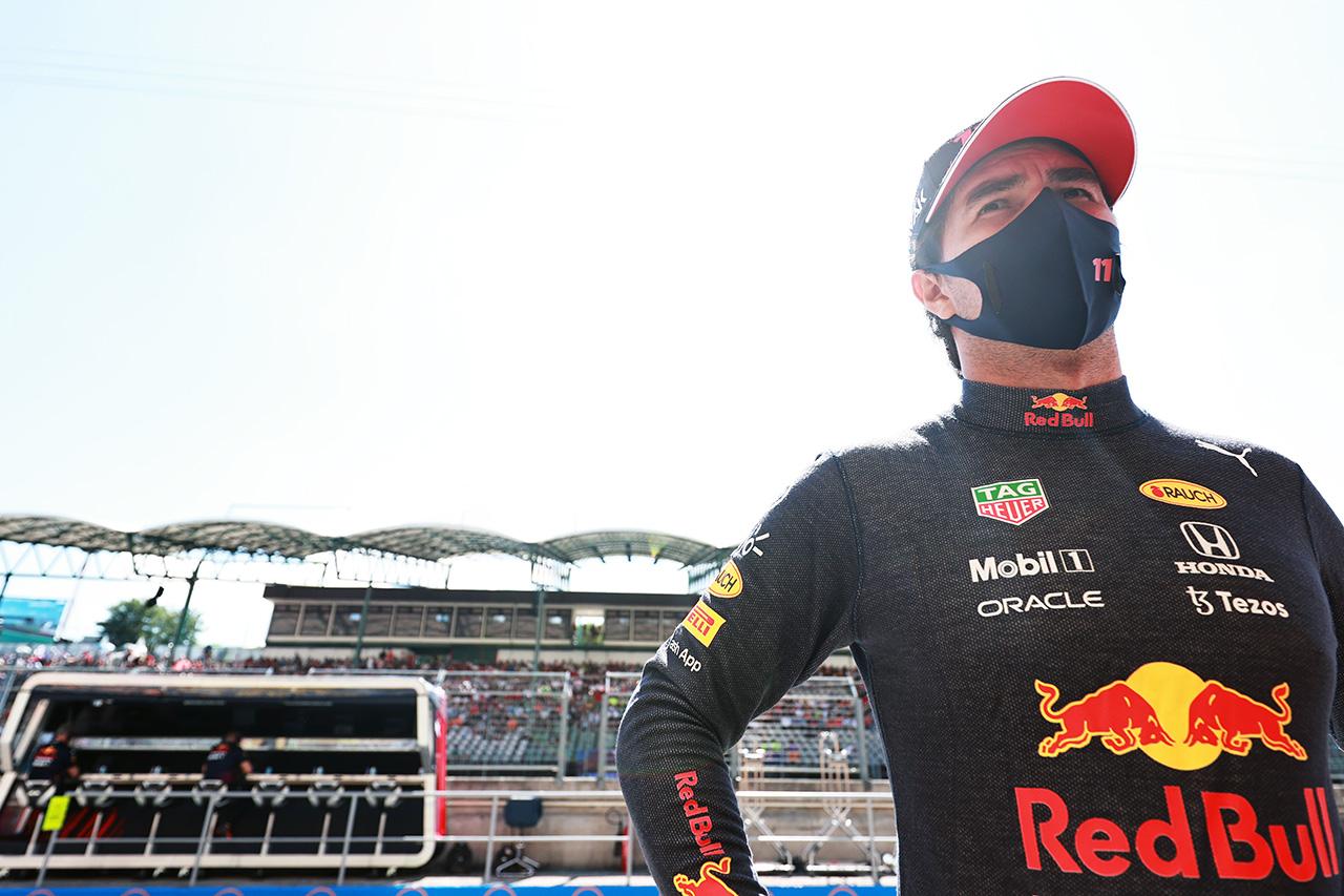セルジオ・ペレス 「最後のアタックができなかったことは本当に残念」 / レッドブル・ホンダ F1ハンガリーGP 予選