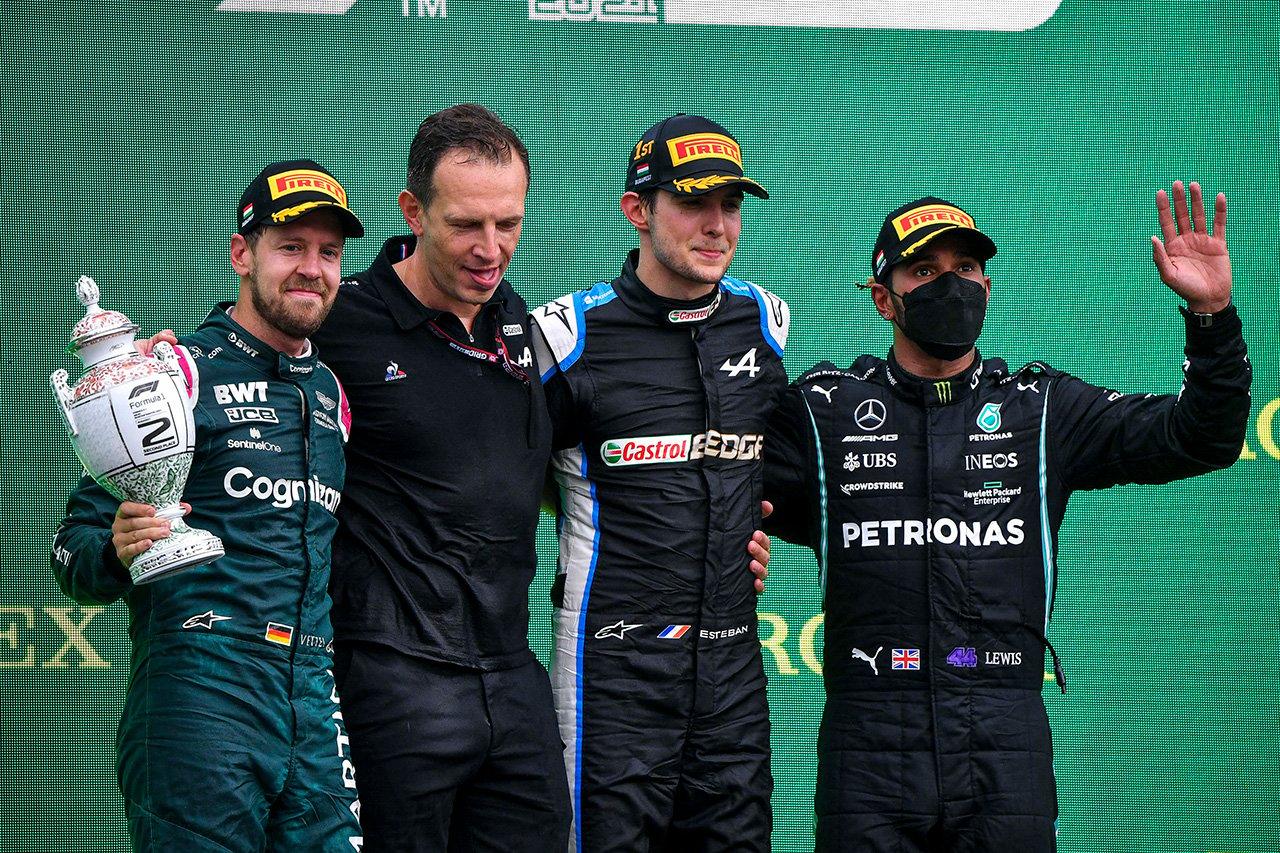 2021年 F1ハンガリーGP 決勝:トップ10 ドライバーコメント