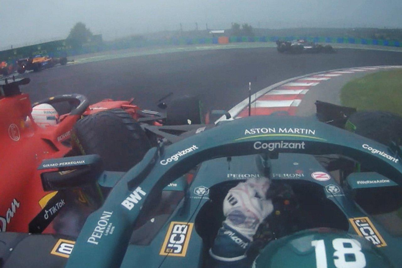 ランス・ストロール、次戦F1ベルギーGPで5グリッド降格ペナルティ
