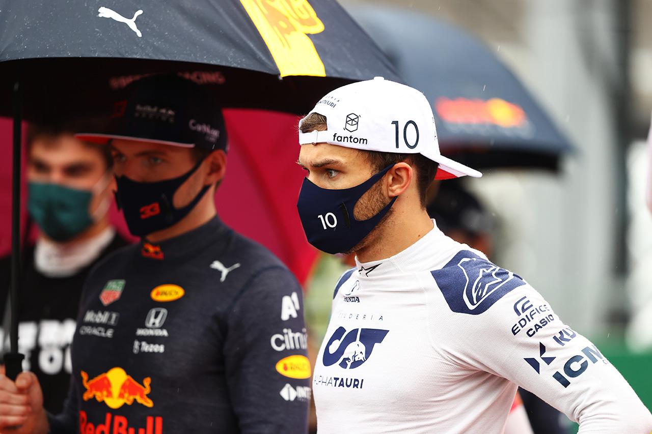 ピエール・ガスリー 「できうる限りの結果だがもっと上位に行けたのも事実」 / アルファタウリ・ホンダ F1ハンガリーGP 結果