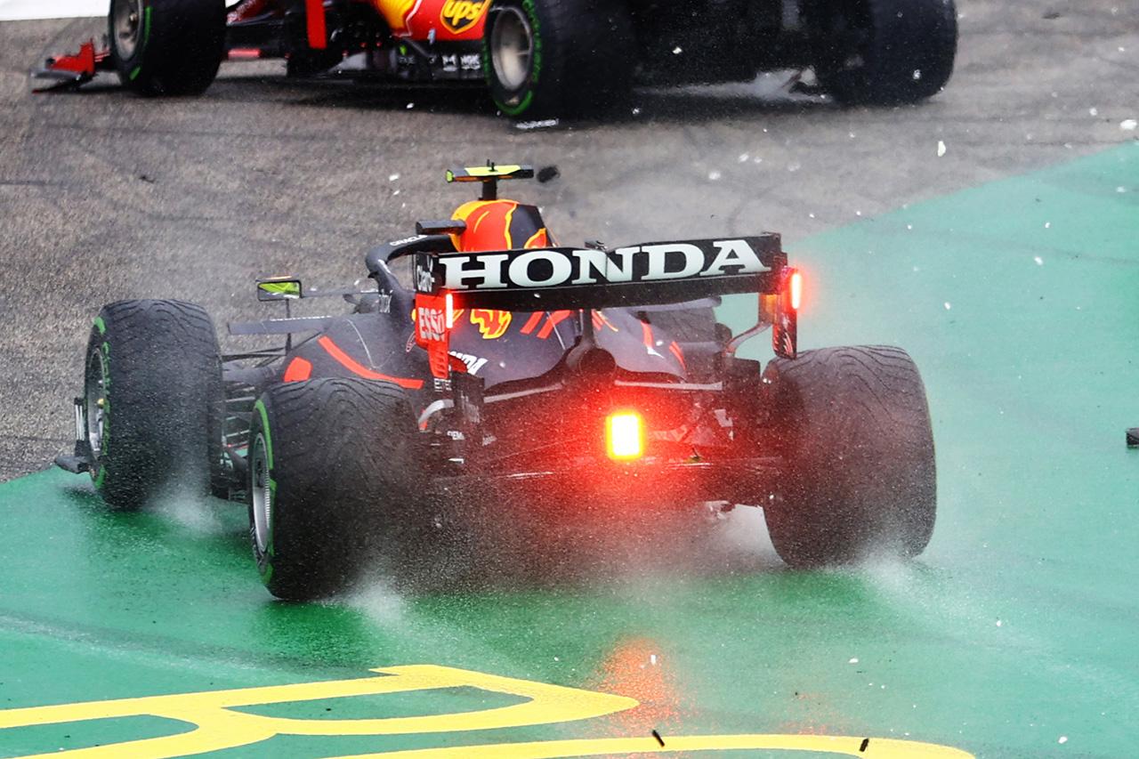 ホンダF1 「ペレスのPUを再び使用するのは厳しいかもしれない」 / F1ハンガリーGP 決勝