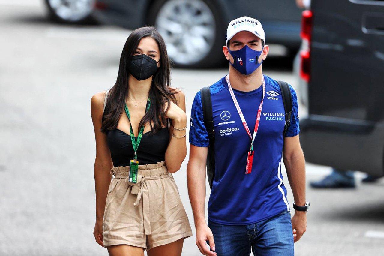 ニコラス・ラティフィ、待望のF1初ポイント 「アメージングな結果」 / ウィリアムズ F1ハンガリーGP 結果