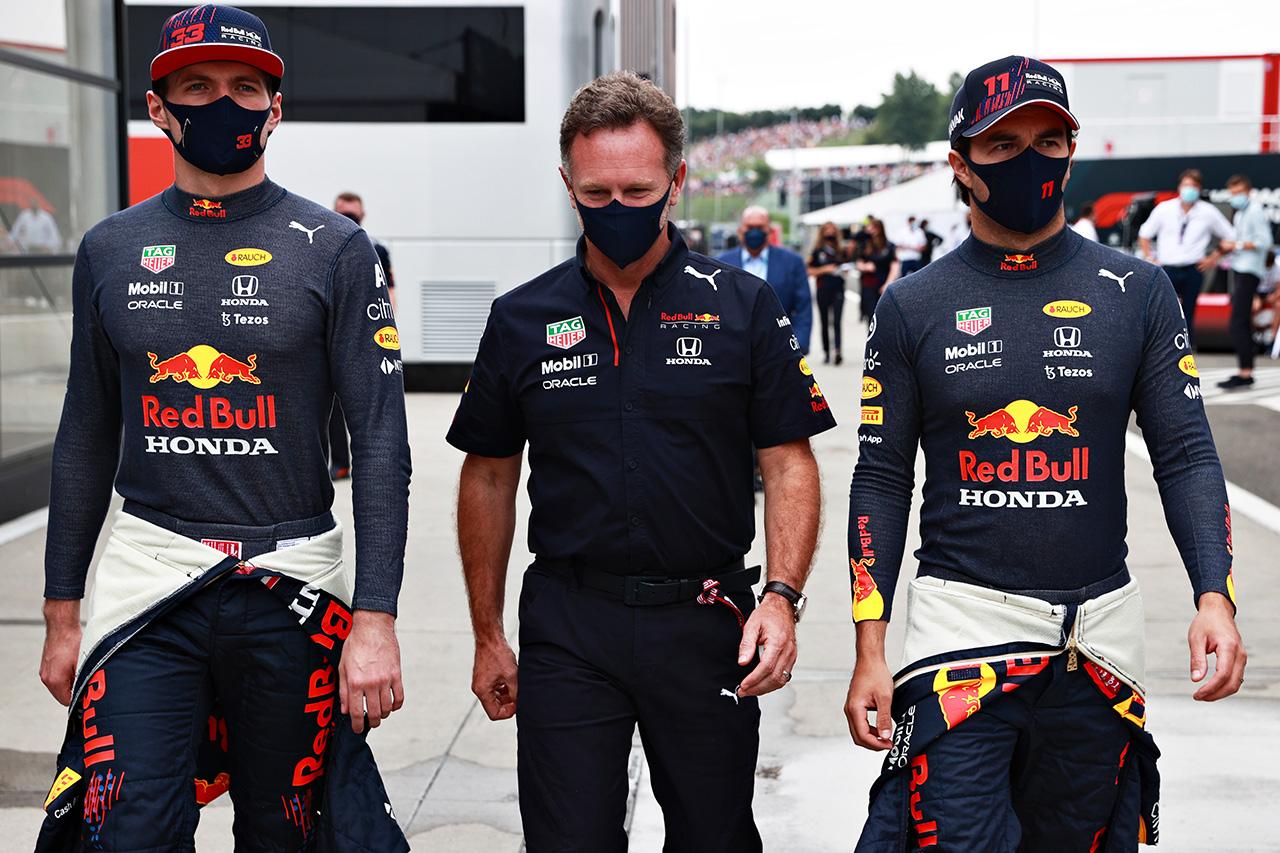 レッドブル・ホンダF1 「後半戦の戦いにむけた準備はできている」 / F1ハンガリーGP 決勝