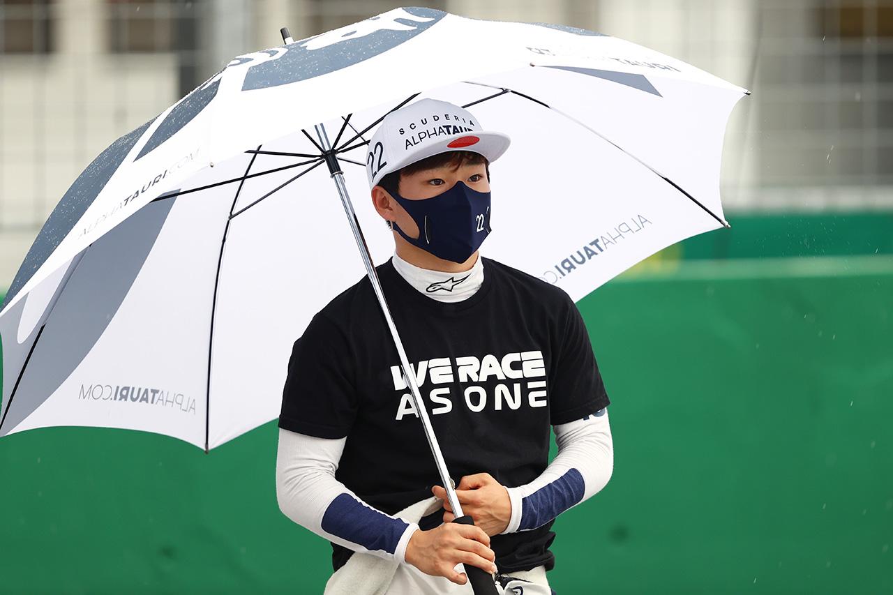 角田裕毅、自己最高6位 「レースでのペースは問題なかった」 / アルファタウリ・ホンダ F1ハンガリーGP 決勝