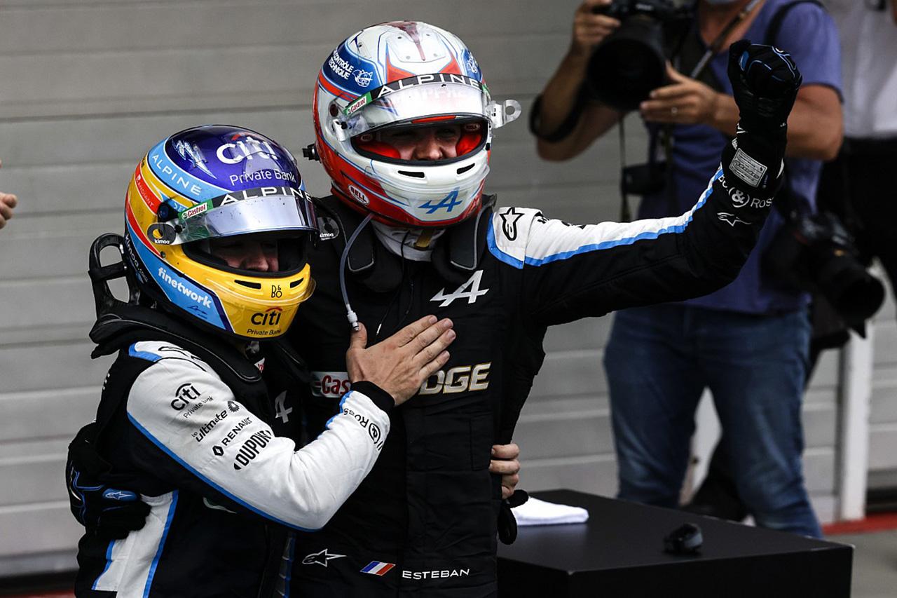 """F1:アラン・プロスト、フェルナンド・アロンソの""""自己犠牲""""を称賛"""