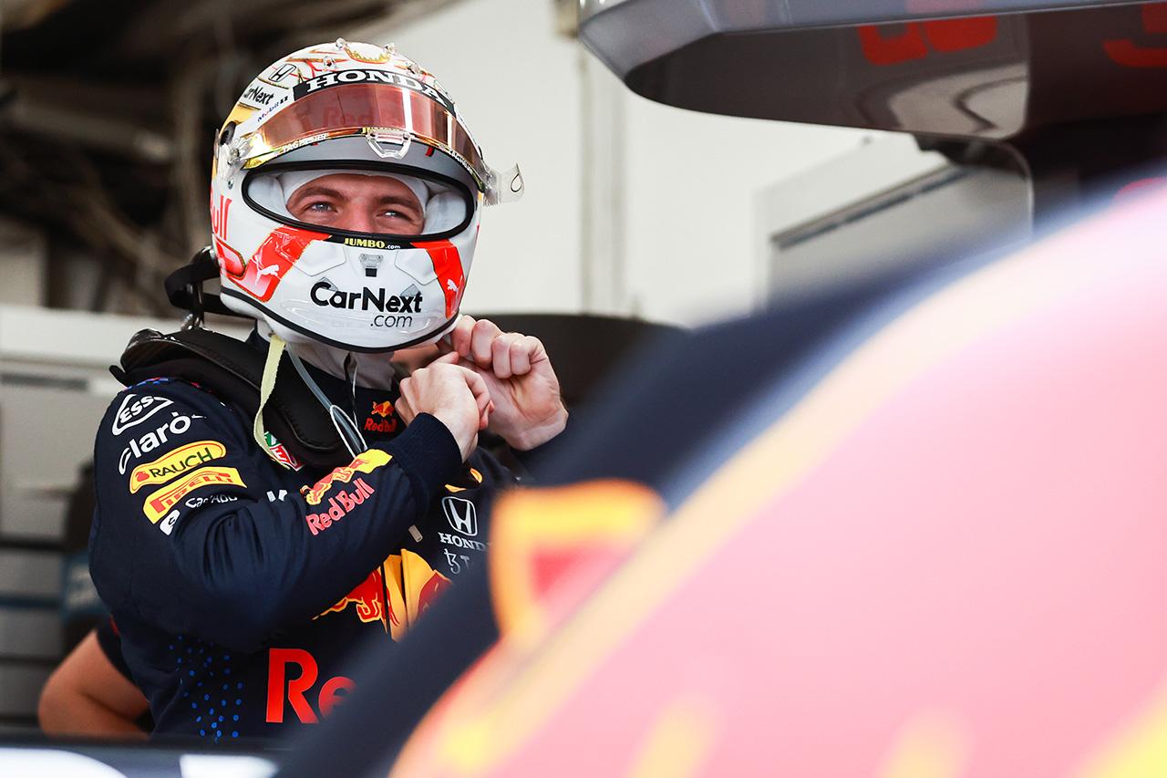 レッドブル・ホンダF1のマックス・フェルスタッペン 「ハミルトンよりも速いと確信している」