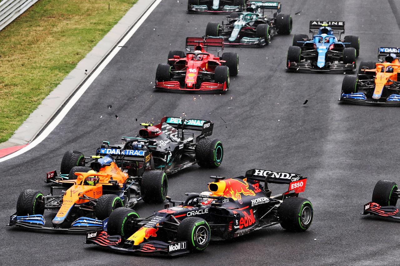 ランド・ノリス、ボッタスを批判 「ヒーローになろうとしていた」 / F1ハンガリーGP 決勝