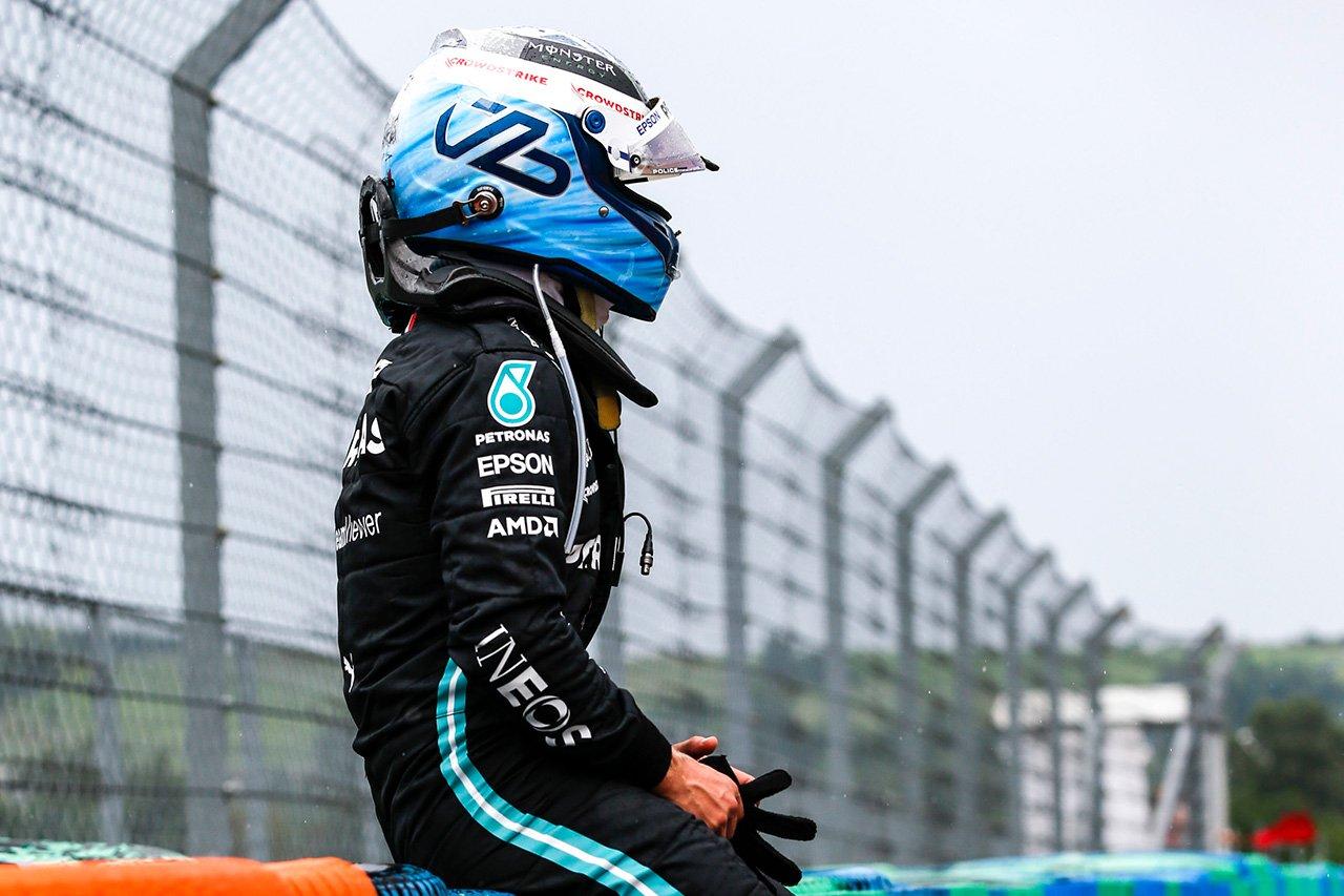 バルテリ・ボッタス、ハンガリーGPの事故でメルセデスF1残留は絶望的?