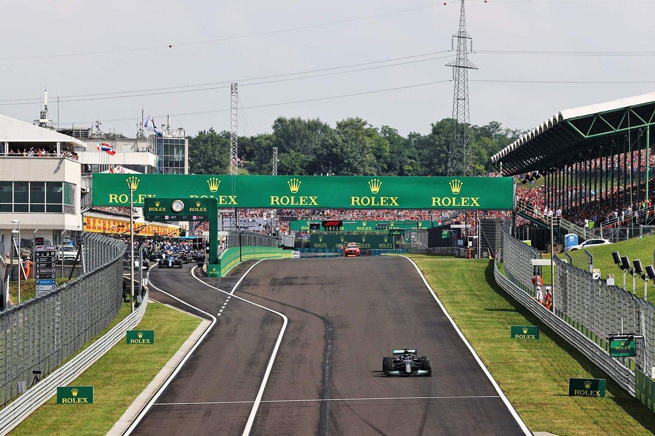 F1:リスタート時にグリッドに並ぶマシンが0台だったらどうなる?