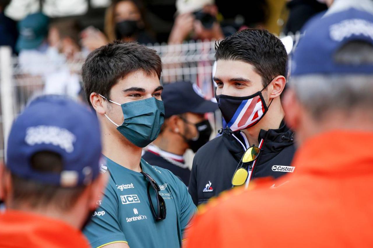 エステバン・オコン 「ターン1でランス・ストロールのミスに助けられた」 / F1ハンガリーGP 決勝