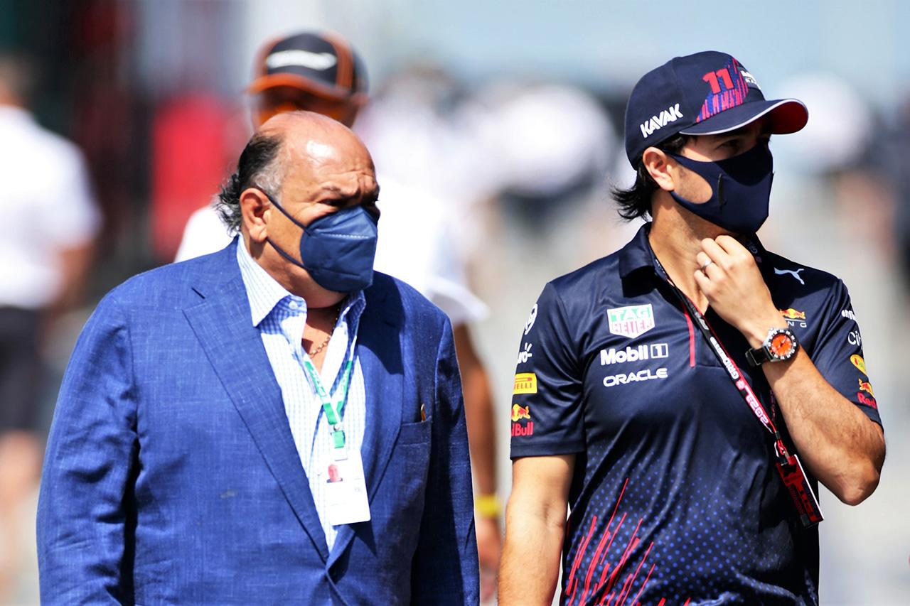 セルジオ・ペレスの父親、F1カンクンGPのプロジェクトを主導