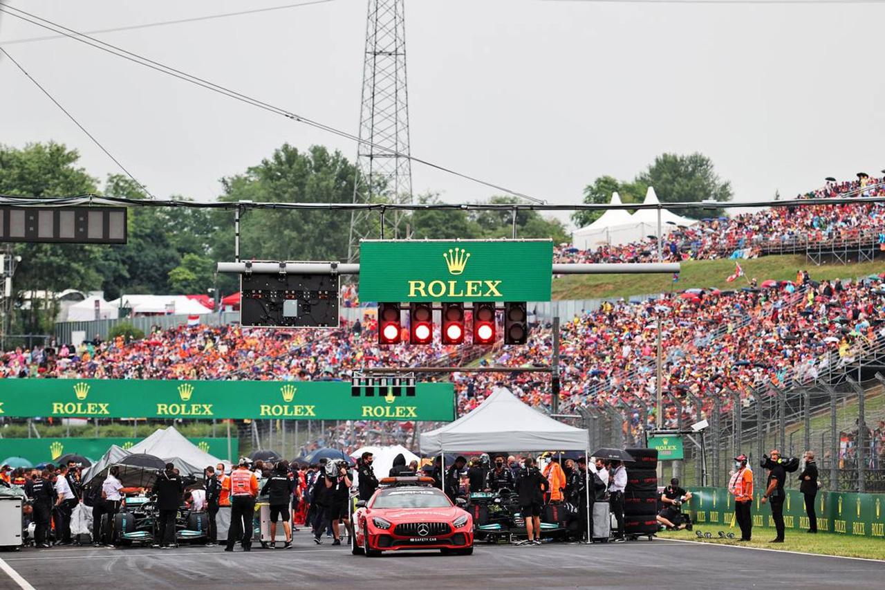 F1ハンガリーGP、2037年までの契約延長にむけてサーキットを改修