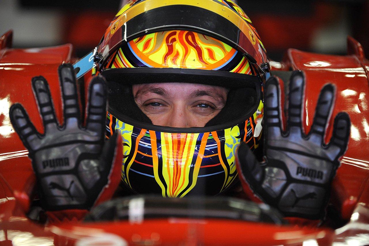 F1界、MotoGP引退発表のバレンティーノ・ロッシに敬意