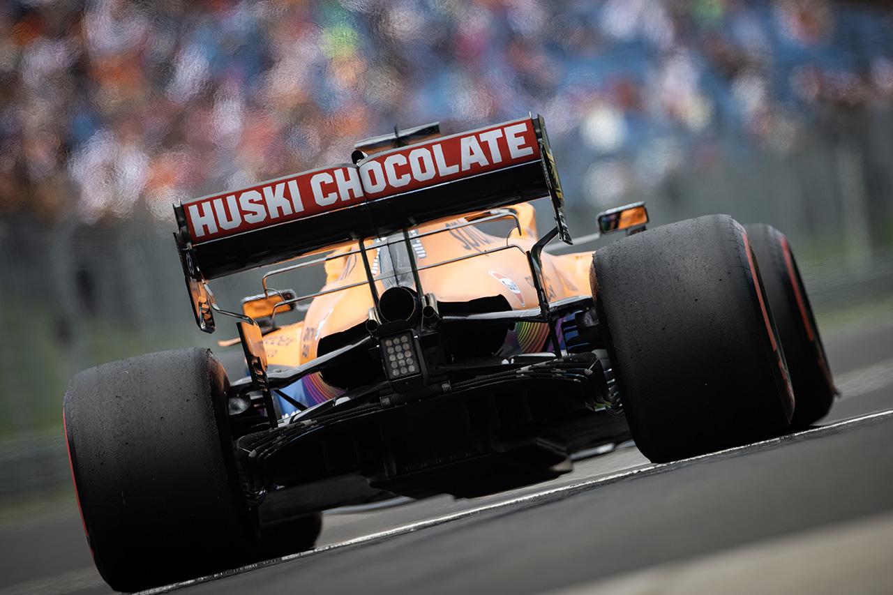 マクラーレン、アプライド部門を売却…F1の標準ECUを供給