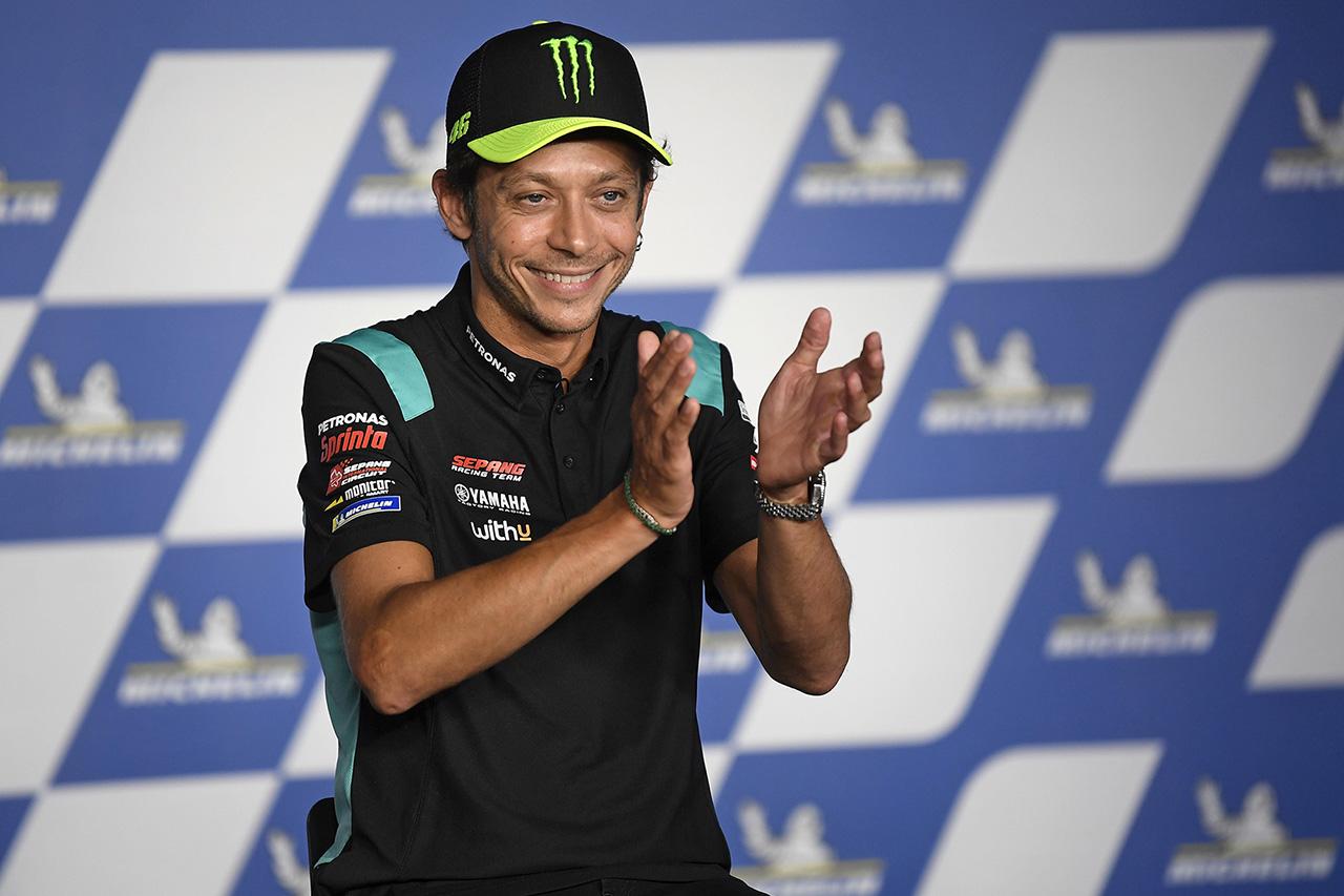 ヤマハ、MotoGP引退のバレンティーノ・ロッシに感謝のコメント