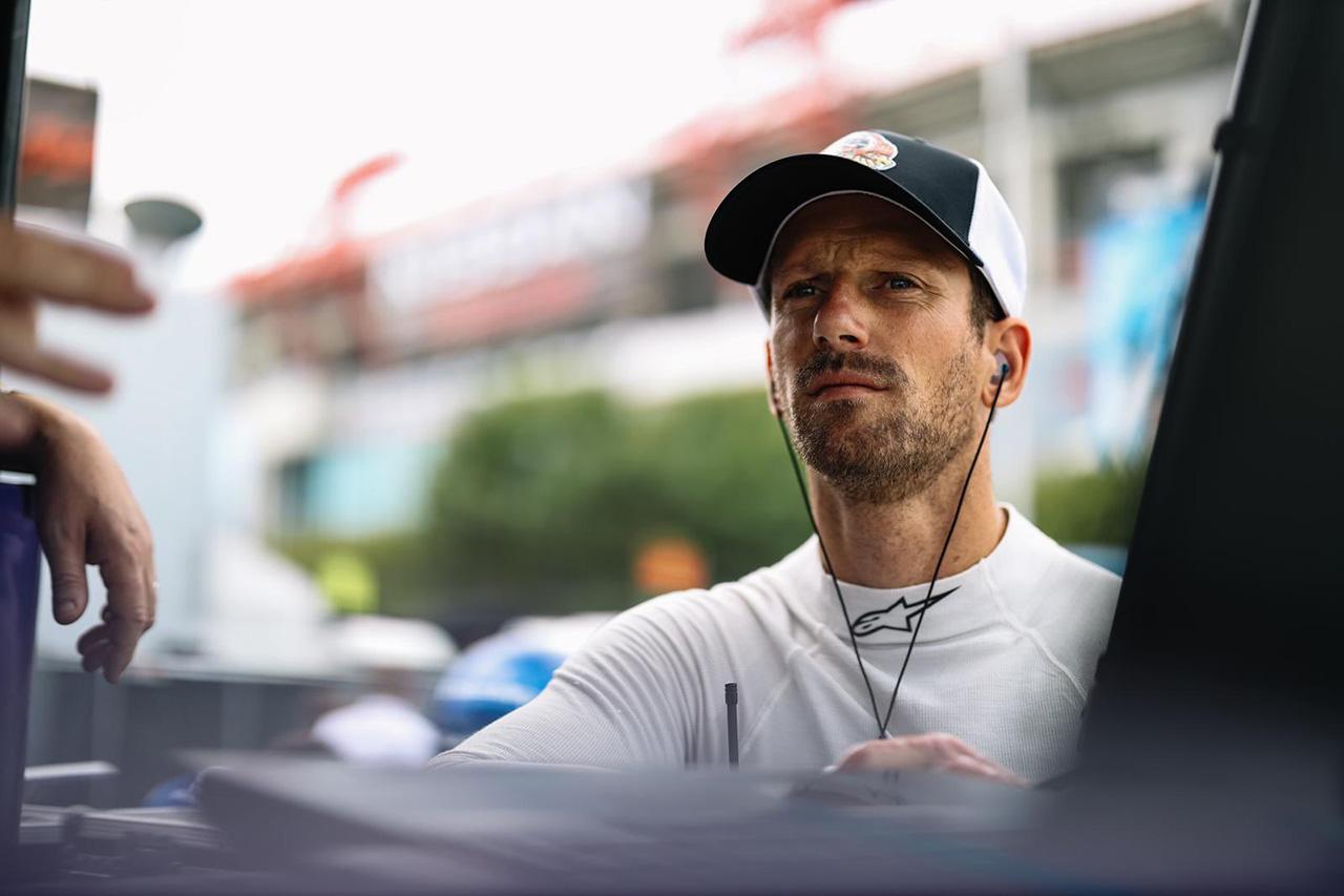 元F1ドライバーのロマン・グロージャン、名門アンドレッティ・オートスポーツ移籍の噂 / インディカー