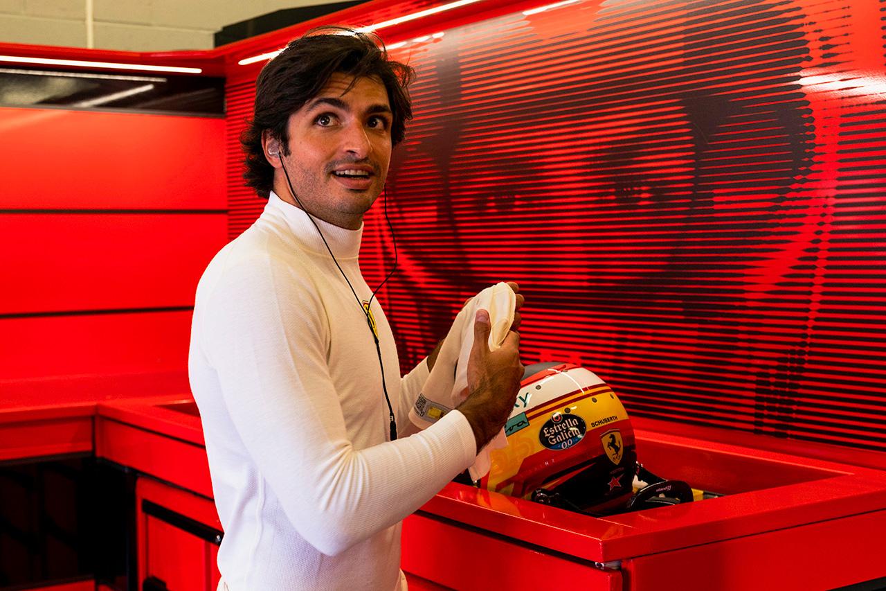 カルロス・サインツ 「フェラーリF1は2022年にタイトルを狙える」