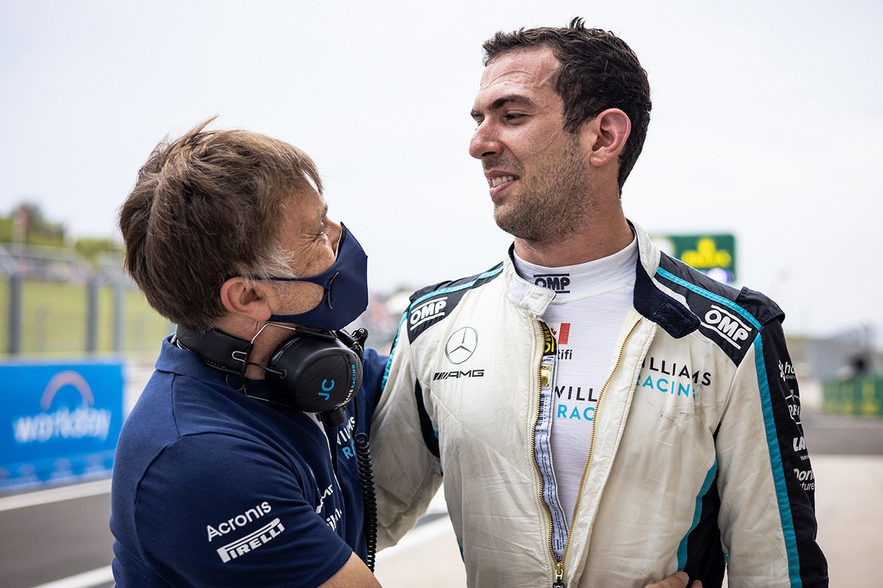 ウィリアムズF1代表 「ラティフィは入賞でF1に値する理由を示した」