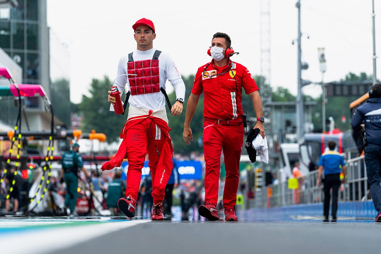 フェラーリF1のエンジニアが語るシャルル・ルクレールの精神力の強さ