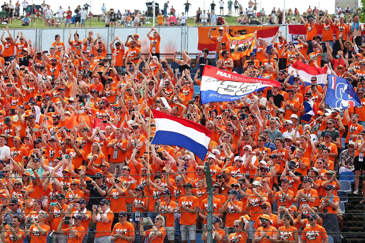 F1オランダGP主催者、「ハミルトンへのブーイングはやめよう」
