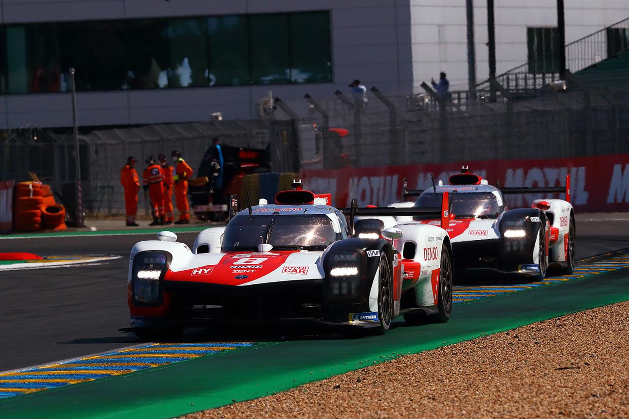 WEC:トヨタ 2021年 ル・マン24時間レース テストデーレポート