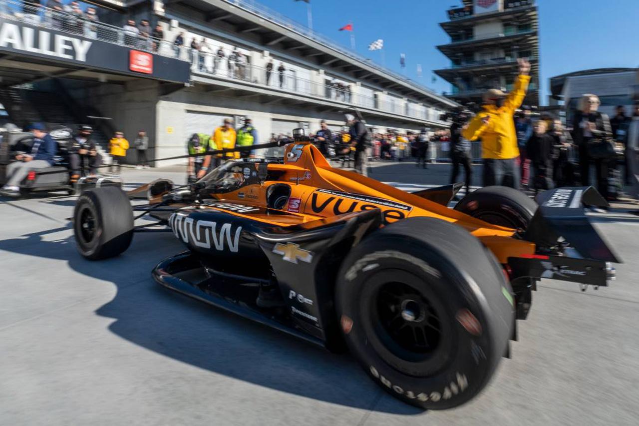 マクラーレン 「F1とインディカーの相乗効果が利益をもたらしている」