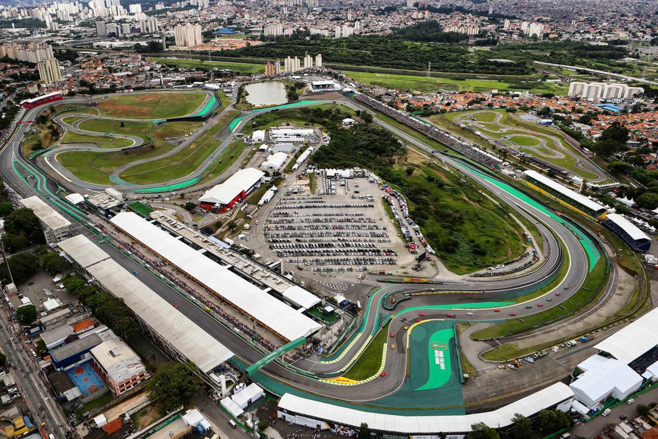 F1サンパウロGP主催者、開催日程の1週間後ろ倒しを要求
