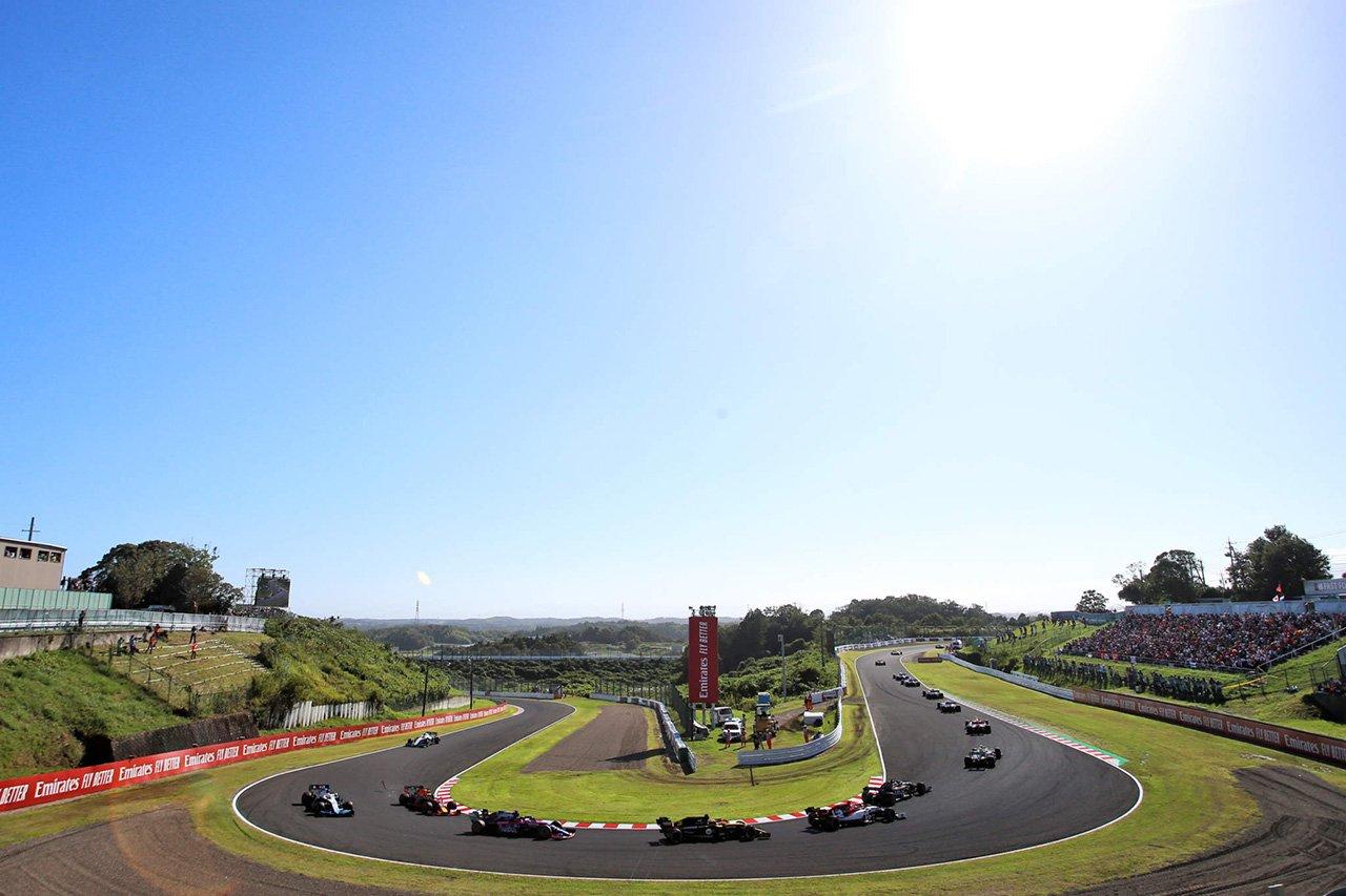 2021年 F1日本GP中止、日本政府から開催許可が下りず