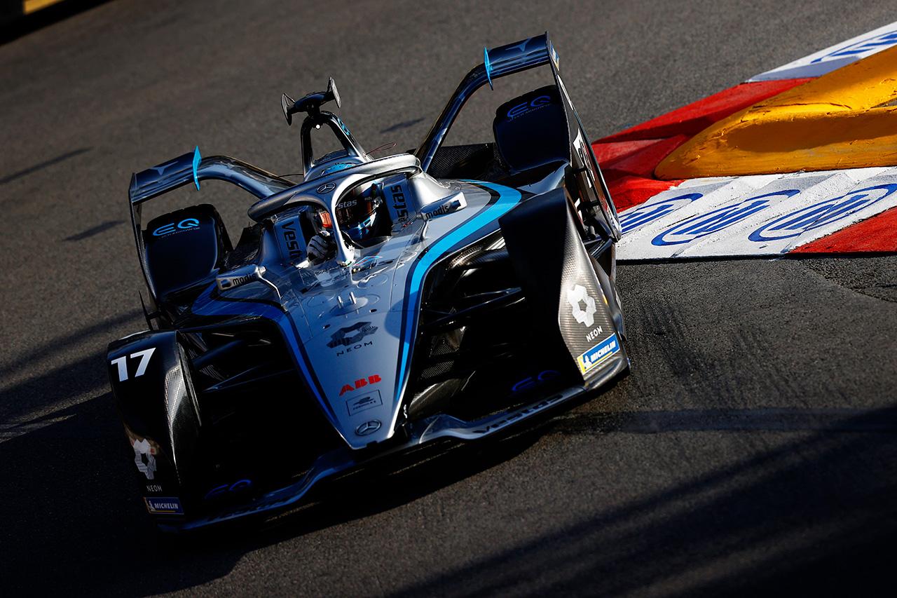メルセデス、2022年でのフォーミュラE撤退を正式発表「F1に焦点を当てる」