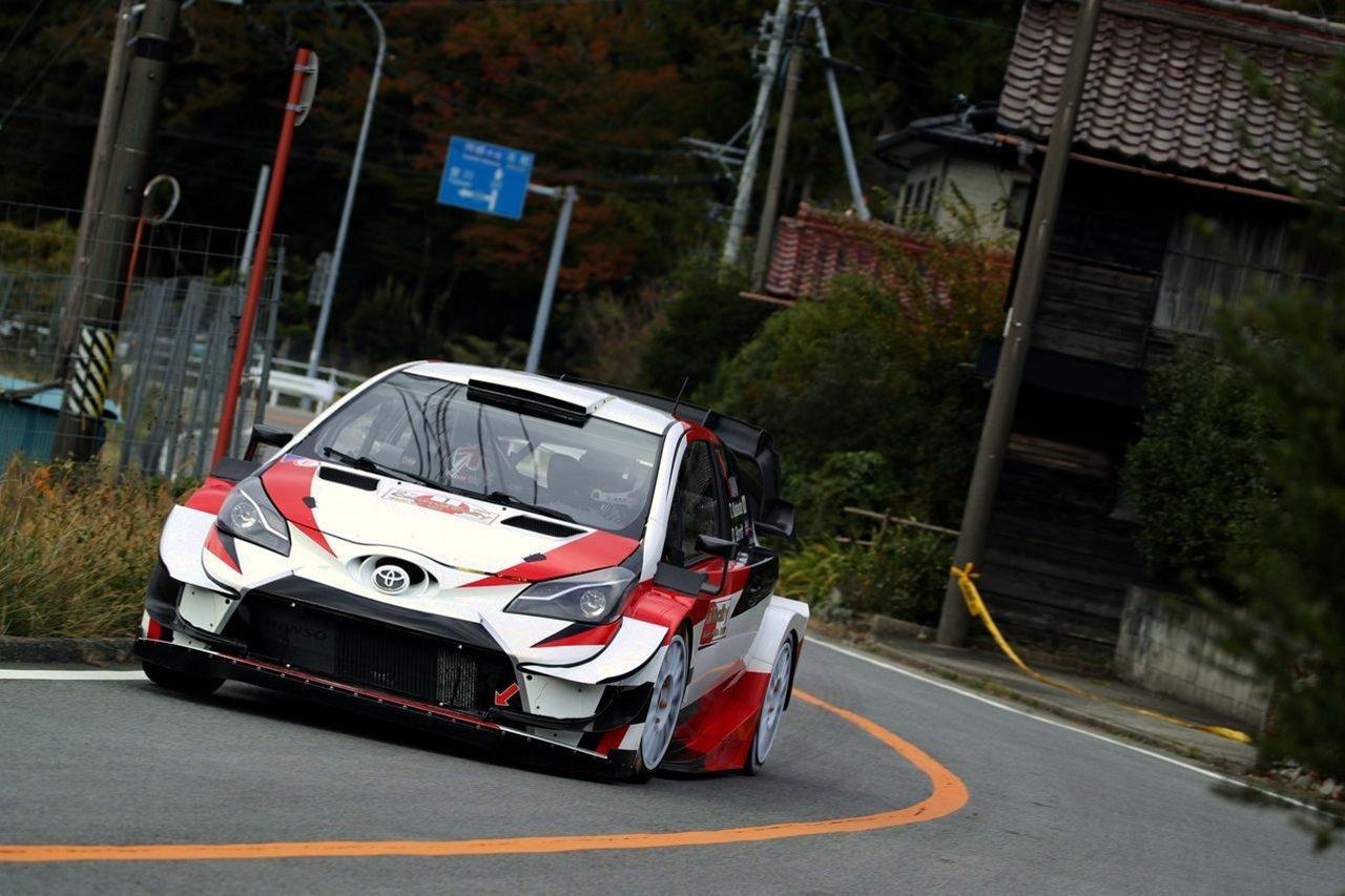 F1日本GP中止で11月開催のラリー・ジャパンの動向に注目