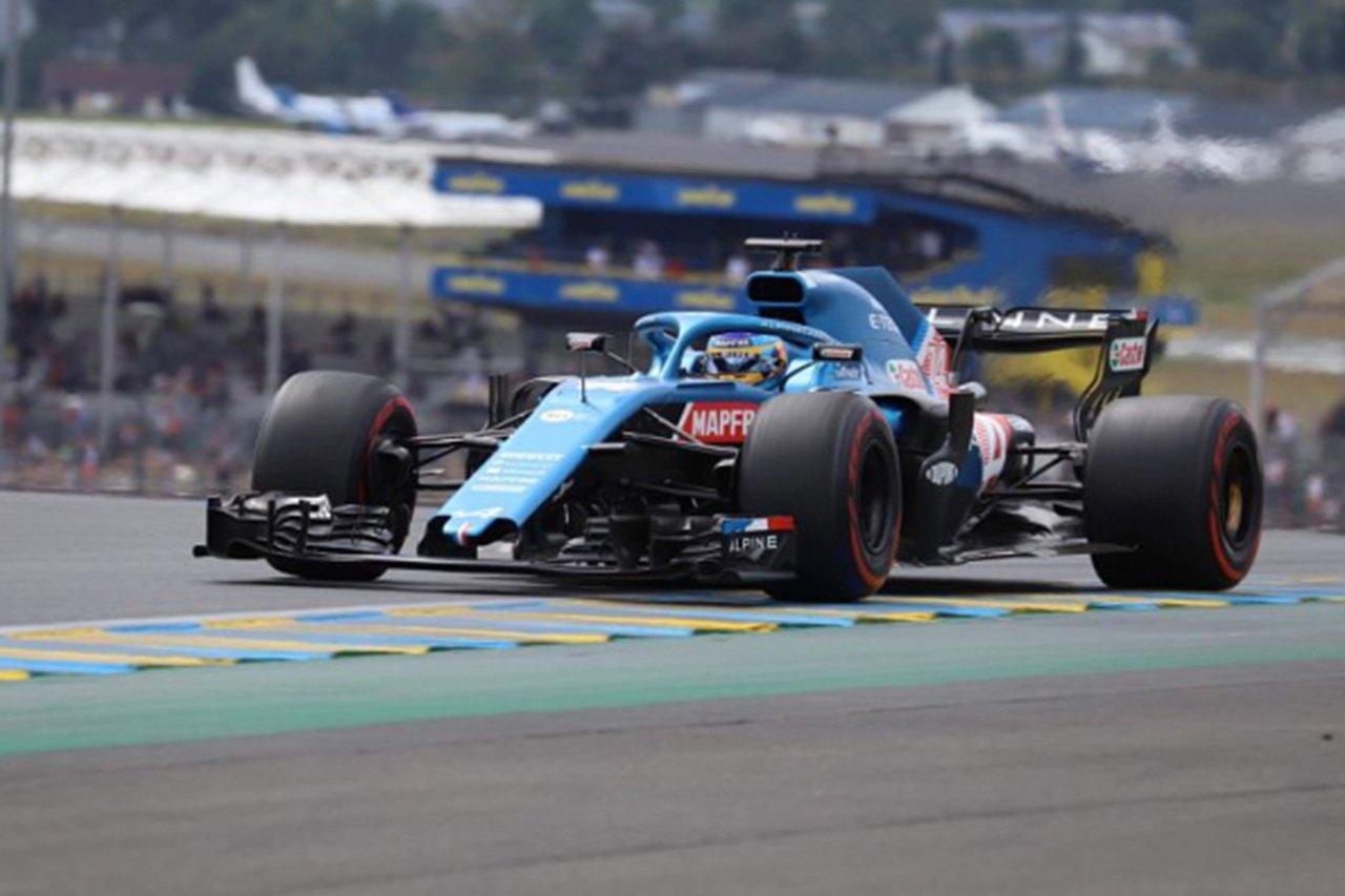 【動画】 フェルナンド・アロンソ、ル・マン24時間レースでF1デモ走行
