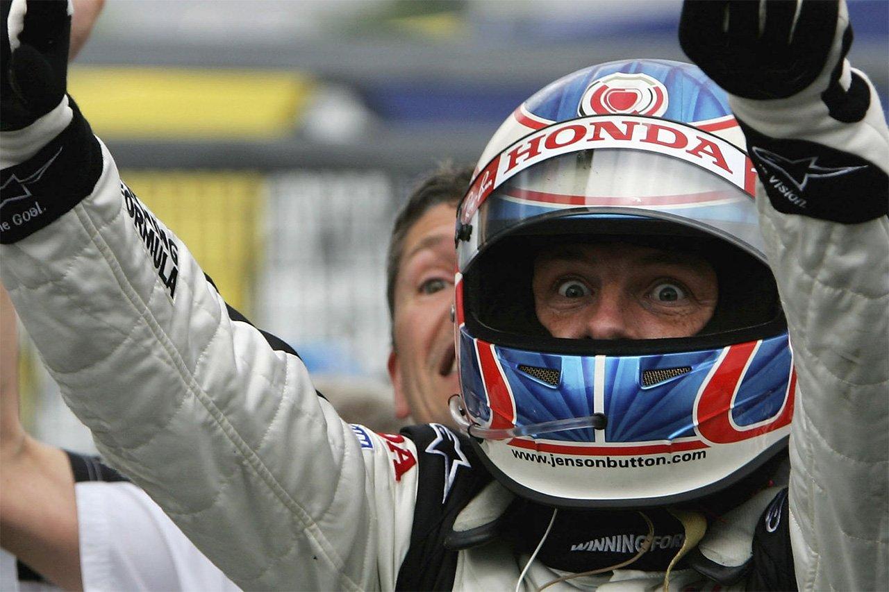 ジェンソン・バトン(ホンダ) 2006年 F1ハンガリーGP