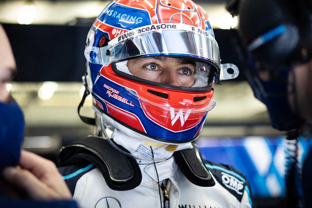 ジョージ・ラッセル 「F1ワールドチャンピオンを争う準備はできている」